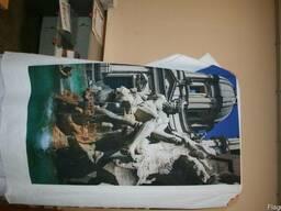 Фотопечать на искусственных тканях(хлопковом полотне)в Одесс