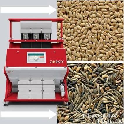 Фотосепаратор Зоркий (Zorkiy). Очистка зерновых и бобовых
