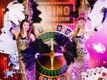 Фотозона на новый год, новогодняя фотозона, банер, баннер, новогодний корпоратив - фото 3
