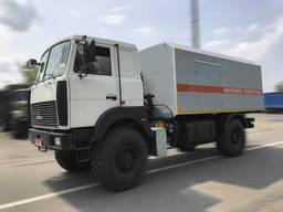 Автофургон ФПВ-44402 на базе шасси МАЗ-5316F5