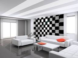 Фрески на стену фотообои affresco