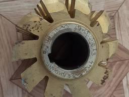Фреза червячная для прямобочных шлицов Д6х52х65х10