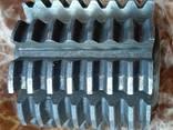 Фреза червячная шлицевая М2.75 ∠30° - фото 3