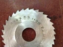 Фреза дисковая отрезная 80x1,2 - фото 1
