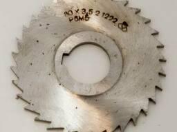 Фреза дисковая отрезная 80х3,5, вн. д. 22мм, Р6М5