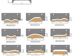 Фреза для изготовления погонажных изделий (9 видов)...