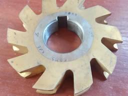 Фреза фасонная радиусная вогнутая Ф80 R5 Р6М5 0107
