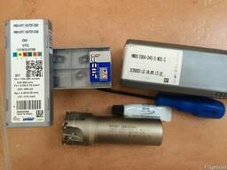 Фреза ISCAR HM90 E90A-D40-5-W32-C с пластинами
