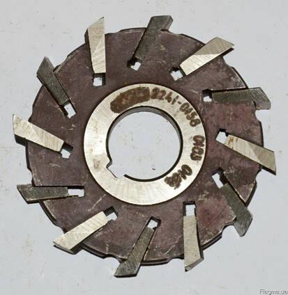 Фреза пазовая (2241-0158) 100 мм, 100х14 z=12, dвн=27мм