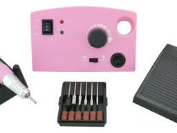 Фрезер для маникюра и педикюра Nail Polisher DM-211 Pink