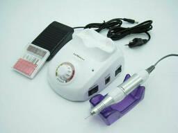 Фрезер для маникюра Nail Master ZS-603, 30 w, белый