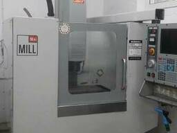 Фрезерний станок с ЧПУ HAAS Mini Mill