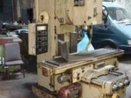 Фрезерный станок бу/ Вертикально фрезерный станок б у FSS400