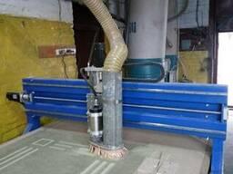 Фрезерный станок ЧПУ от 600 на 900 мм до 2000 на 3000