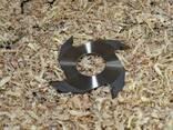 Фрезы для сращивания 160х50х3,8 Z 4 Dimax Шипорезные фрезы.