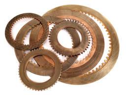 Фрикционные диски и сектора изготовление