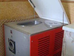 Фризер для мороженного EF LS 30.2/01