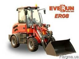 Фронтальный мини-погрузчик Everun ER08 Wiellader