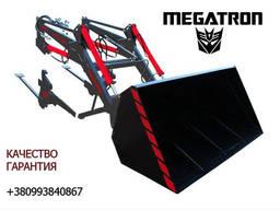 Фронтальный погрузчик Megatron на ЮМЗ, МТЗ, Т-40