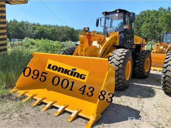 Фронтальный погрузчик Lonking CDM853