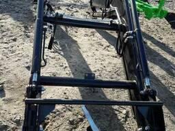 Фронтальный погрузчик на МТЗ трактор фирмы Beromet - фото 4