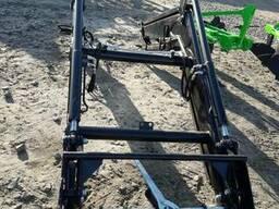 Фронтальный погрузчик на МТЗ трактор фирмы Beromet - фото 5