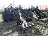 Фронтальный погрузчик на Т-40 трактор фирмы Beromet - фото 1