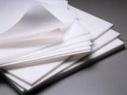 Полиэтилен РЕ-500 и РЕ-1000, лист, толщина 2.0-50.0 мм