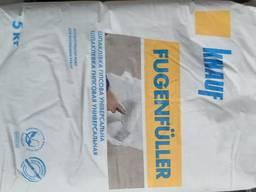 Fugenfuller Шпатлёвка стартовая гипсовая 5 кг (200 шт/пал)