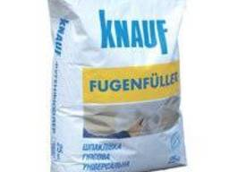 Фугенфюллер Кнауф - гипсовая шпаклевка для швов