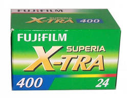 Fujifilm Superia X-TRA 400/24