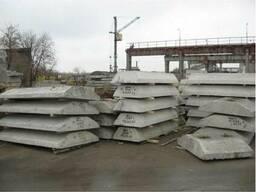 Фундамент ленточный ФЛ8. 24-2 2380х800х300 мм