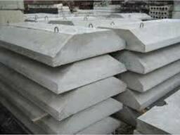 Фундамент ленточный ФЛ8-24-3 2380х800х300