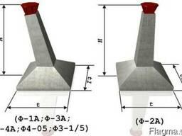 Фундамент под высоко-вольтные опоры