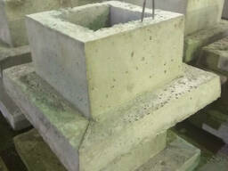 Фундамент УБ-1 подножка стойки