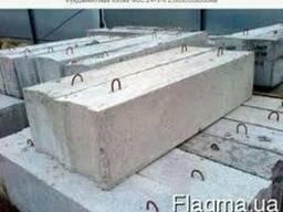 Фундаментный блок доставка