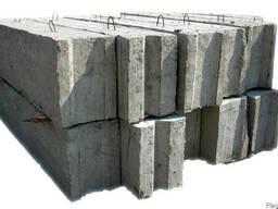 Фундаментный блок ФБС 9-3-3