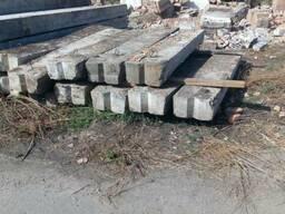 Фундаментные блоки 3 х 0,3 х 0,5 м