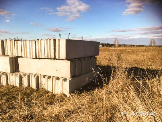 Фундаментные блоки 40 и 50 Нежин