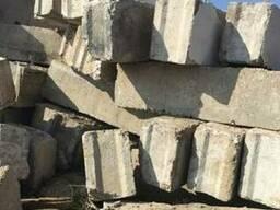 Фундаментные блоки бетонные