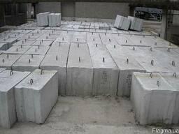 Фундаментные блоки ФБС 24-3-6т