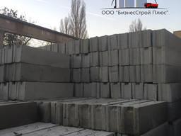 """Фундаментные блоки ФБС """"3"""" """"4"""" """"5"""" """"6"""""""