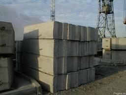 Фундаментные блоки (ФБС) в Одессе 120*50*60