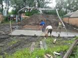 Фундаментные работы, бетонирование - фото 3
