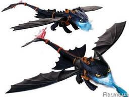 Функциональный дракон Беззубик ночная фурия
