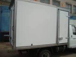 Фургон изотермический ГАЗ-3309