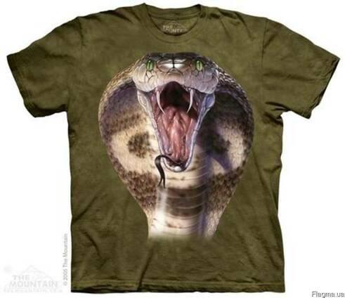 Футболка. 3д футболки the Мountain. цена f86759ccf38ba