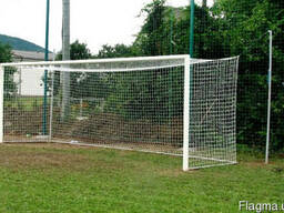 Футбольные ворота с оттяжками 7, 32х2, 44