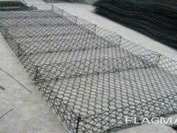 Габионные конструкции и геотекстиль