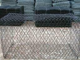 Габионы джамбо, берегоукрепление, подпорные стены